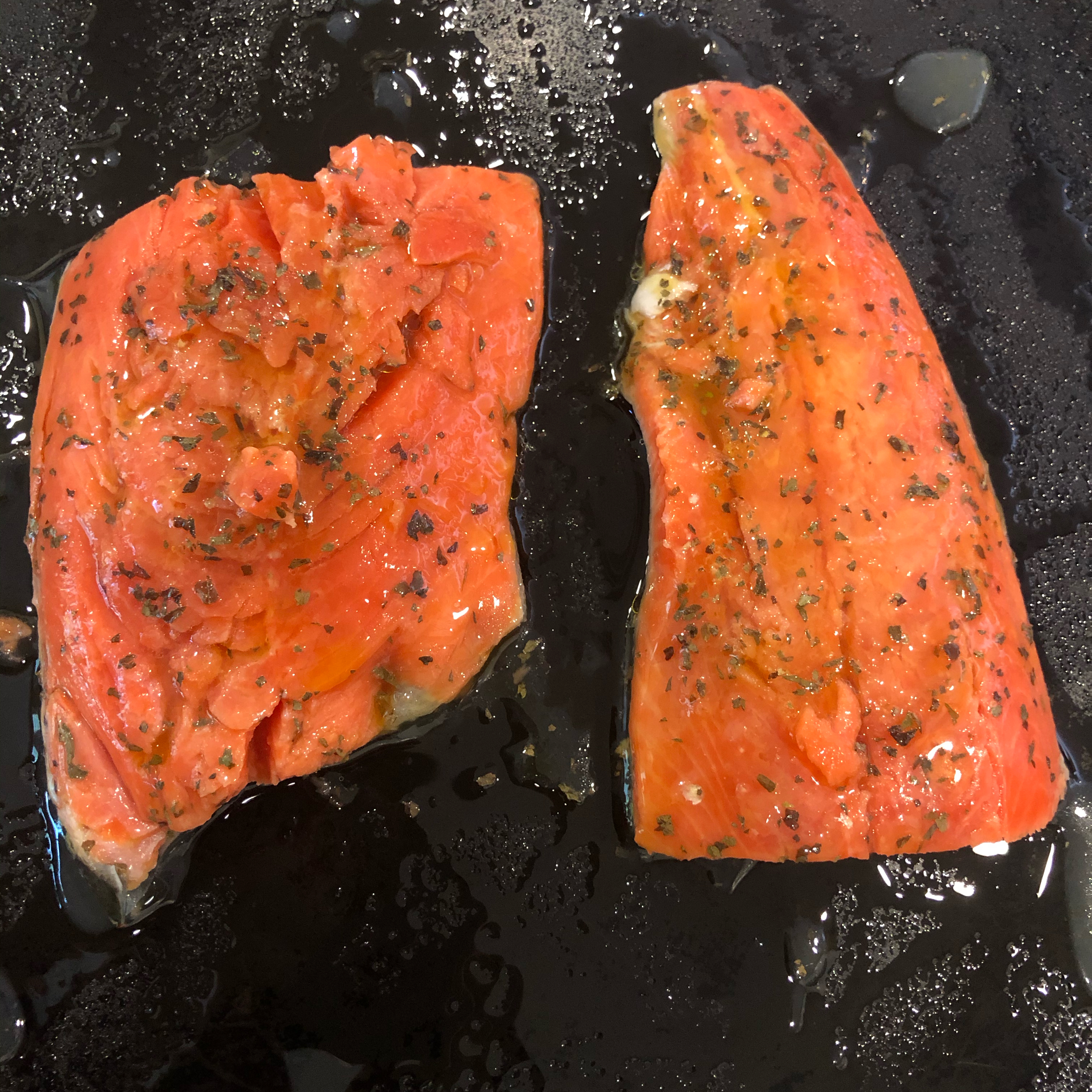 Amazing Salmon Marinade Gartog