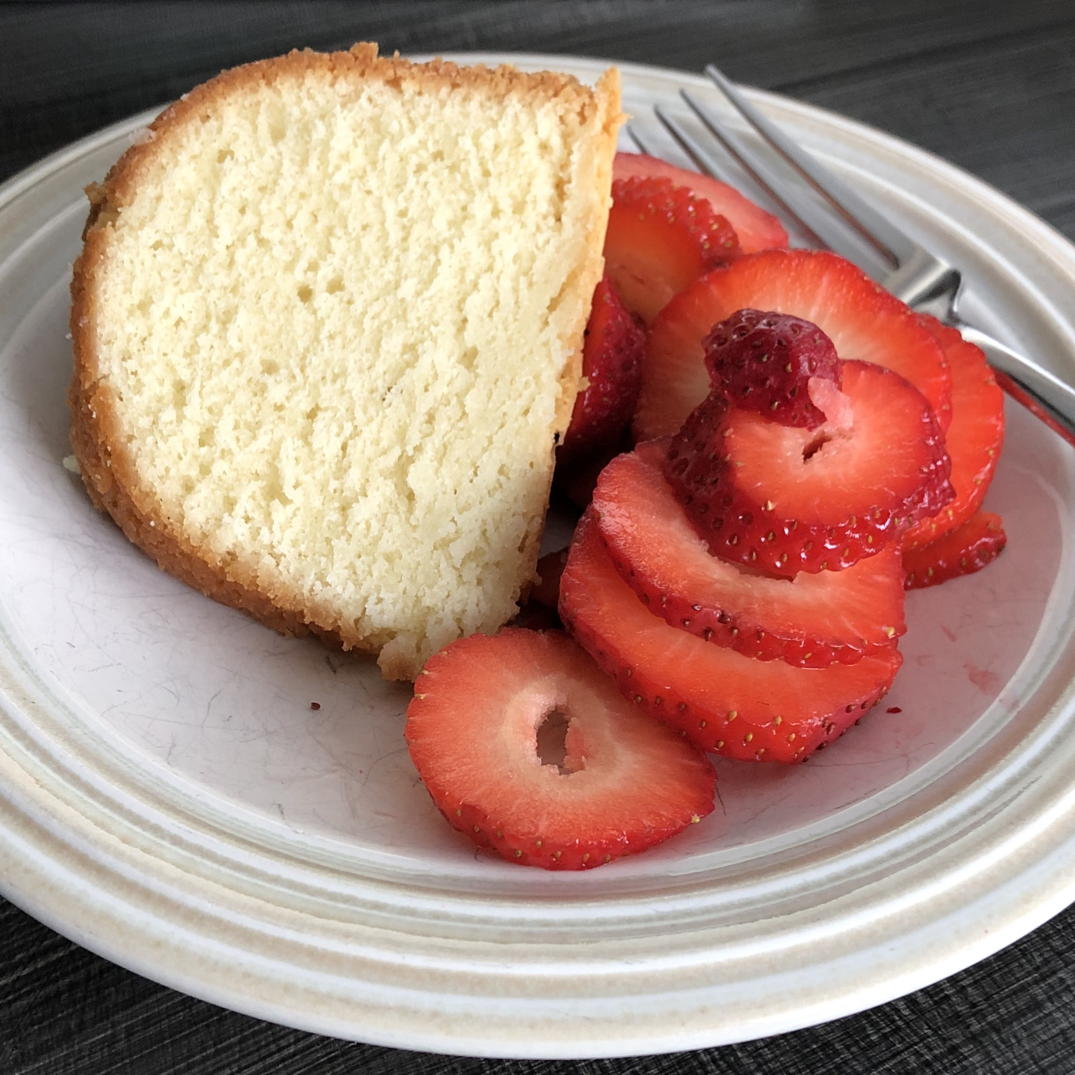 Cold Oven Pound Cake Lisa