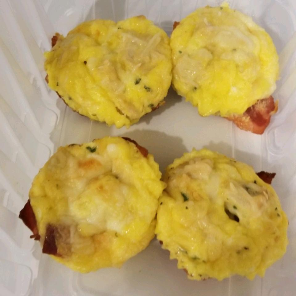 Egg Cupcakes Angie Occhino Doyle