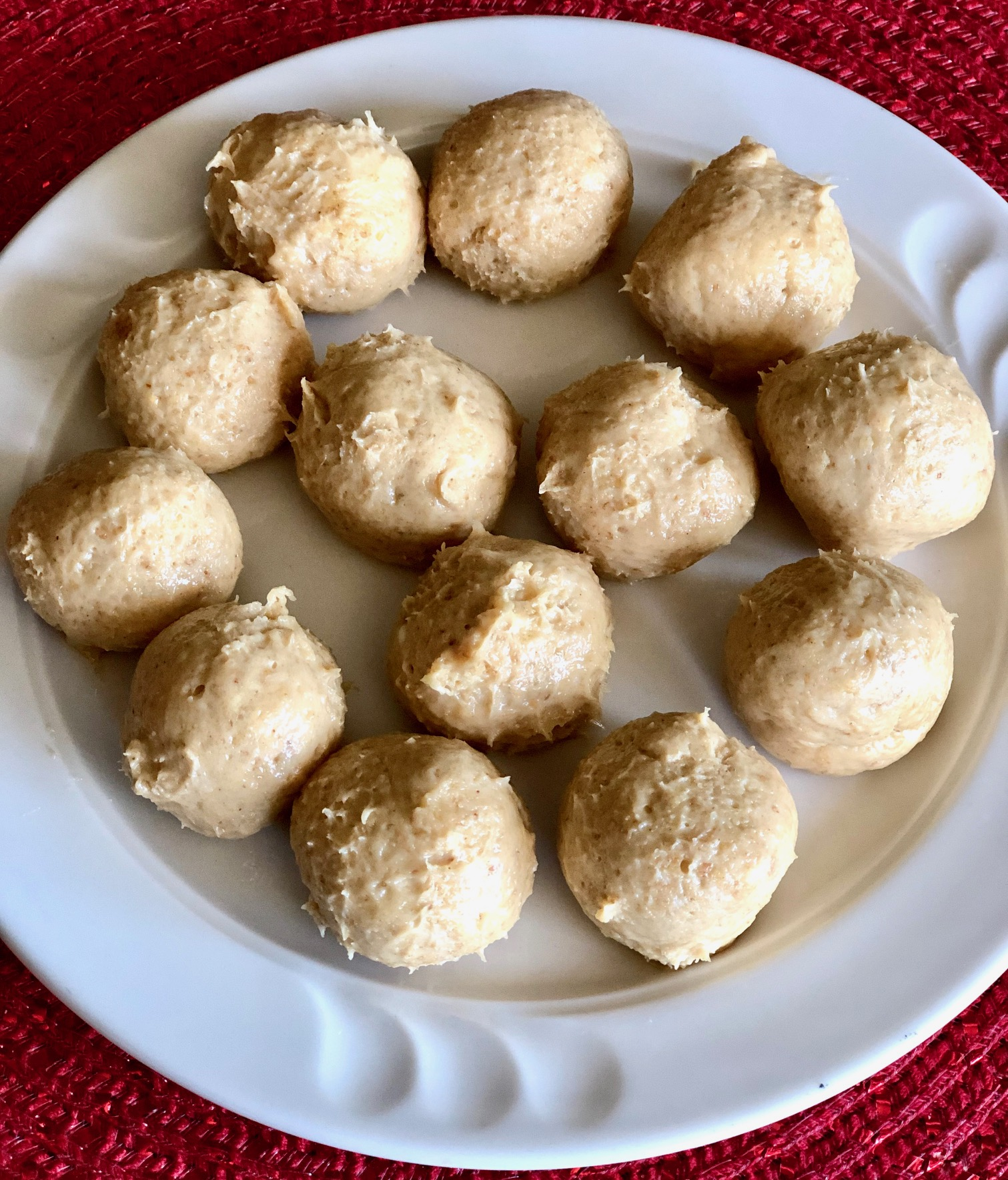Peanut Butter Pie Balls