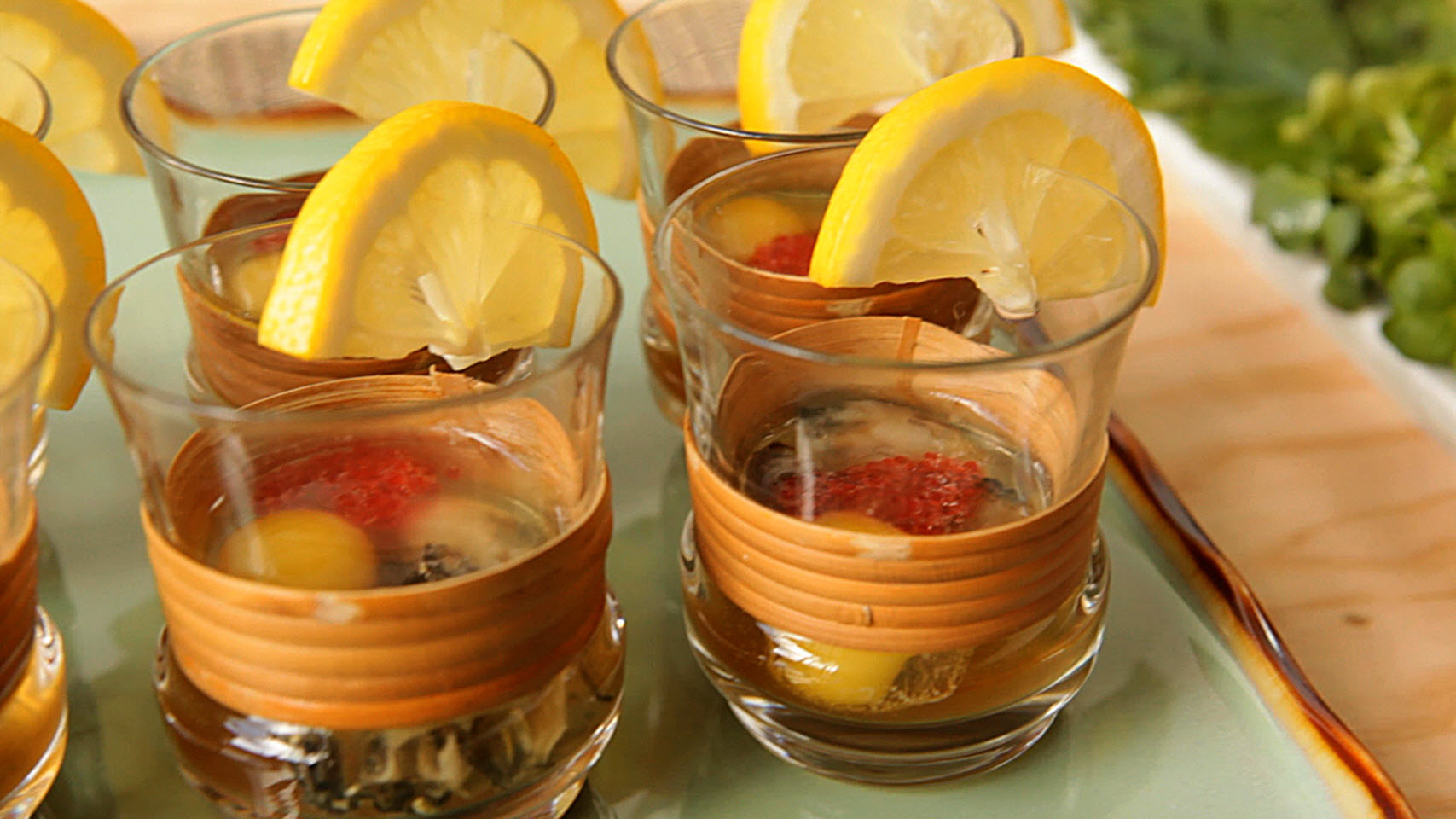 Japanese Oyster Shooters AllrecipesPhoto