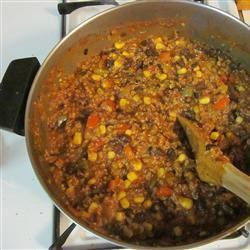 Quinoa Chili
