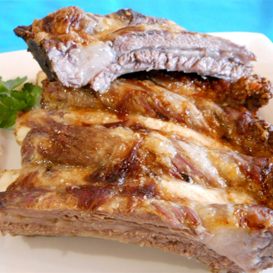 Brazilian-Style Beef Ribs
