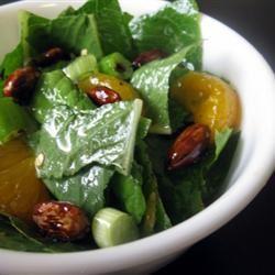 Mandarin Almond Salad mommyluvs2cook