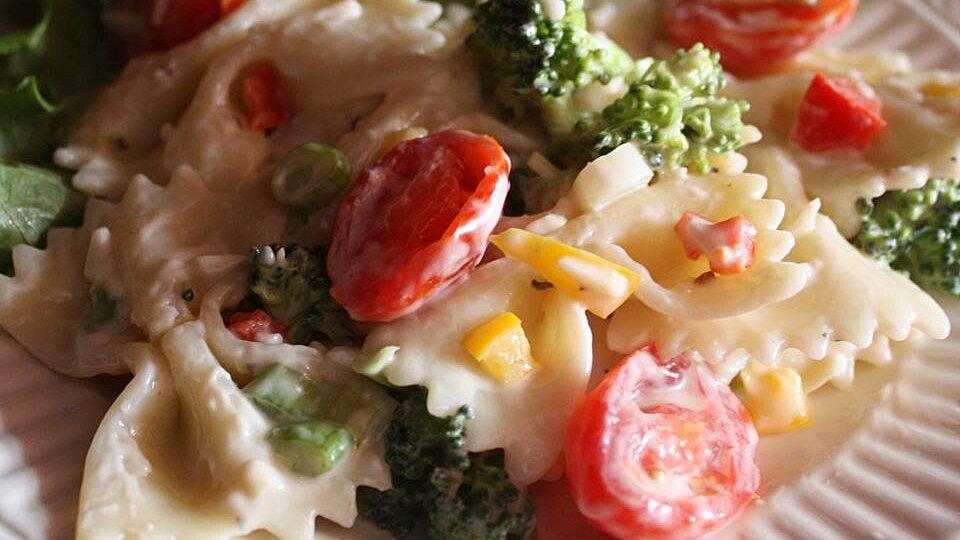 Bow-Tie Pasta Salad