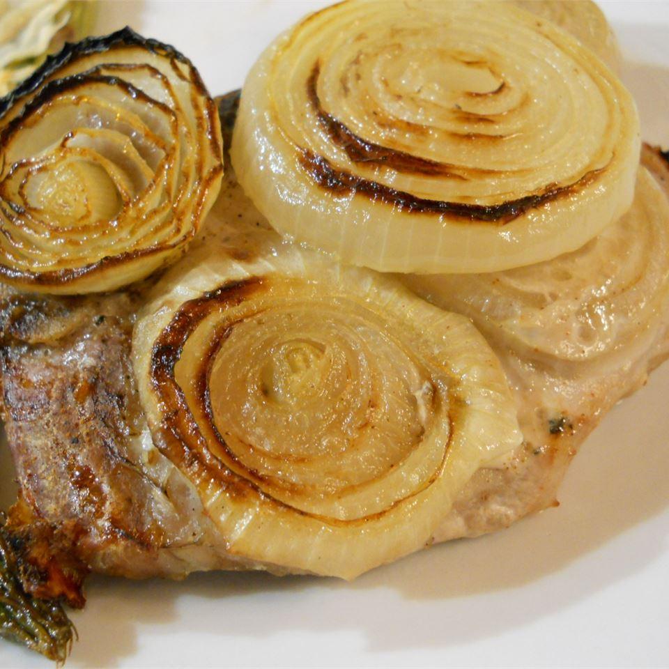 Roast Pork Loin Chop