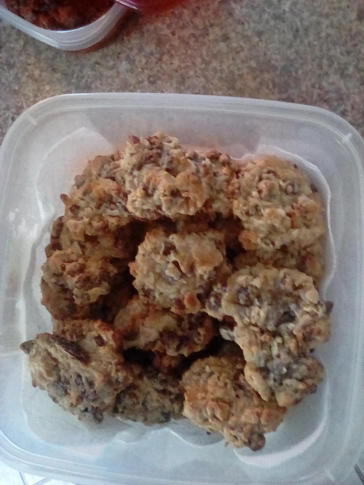 Treasure Cookies Frances M Fournier-Pierce