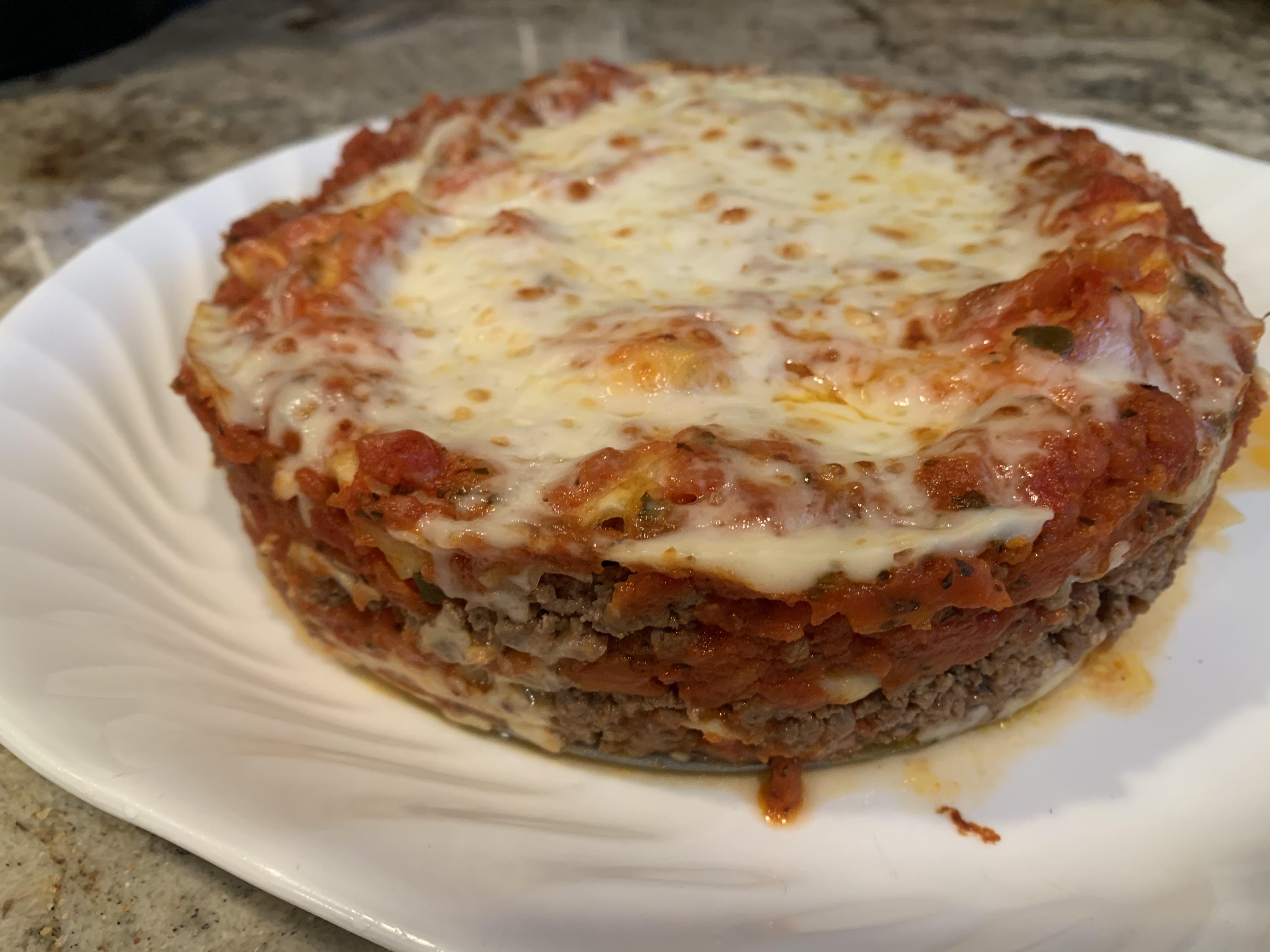 Instant Pot® Lasagna Dana Chavez Seipel
