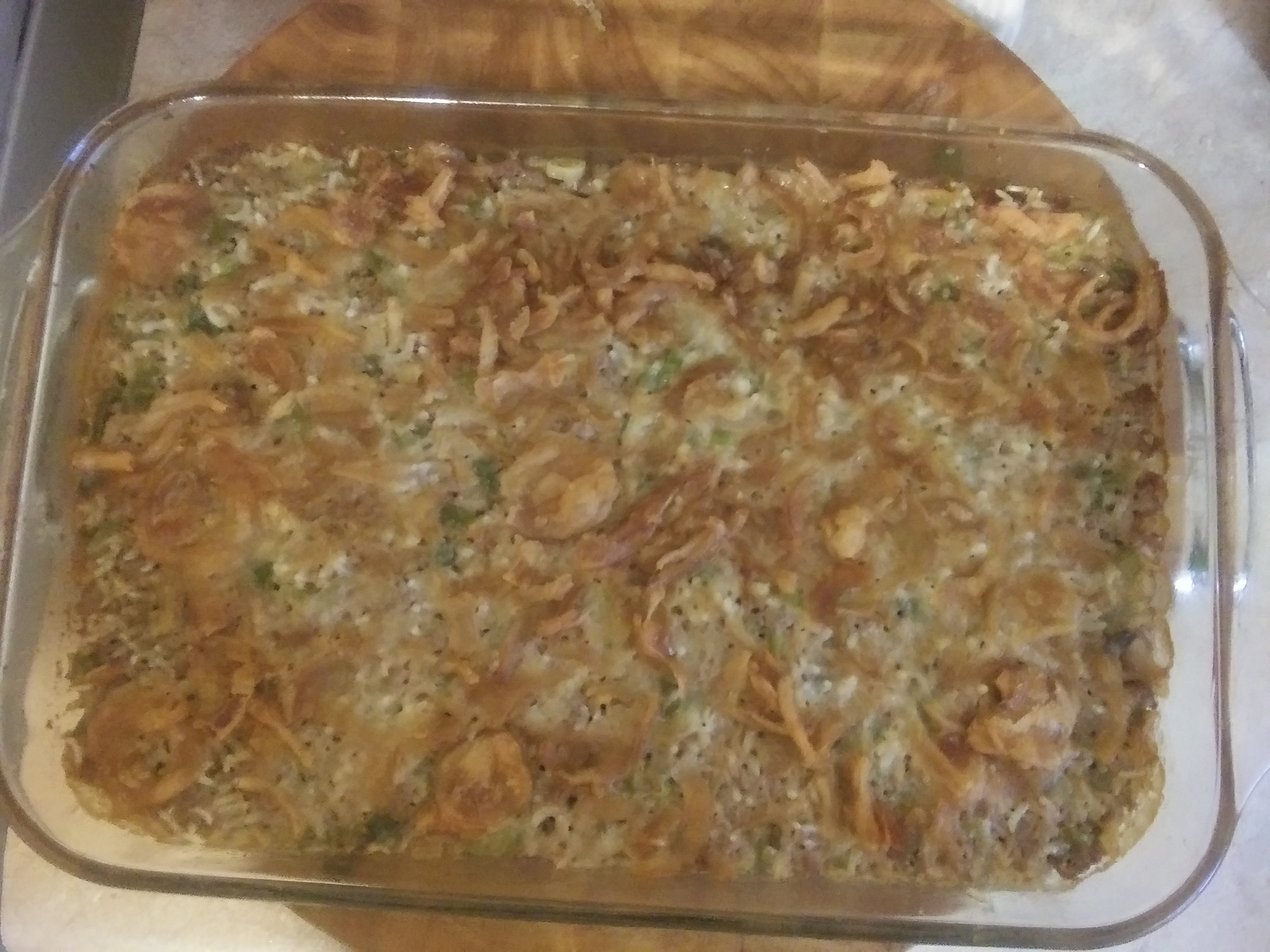 French Onion Casserole