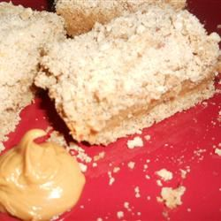 Bake Sale Golden Peanut Butter Bars