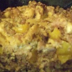 Glazed Tofu Meatloaf michellesfamily
