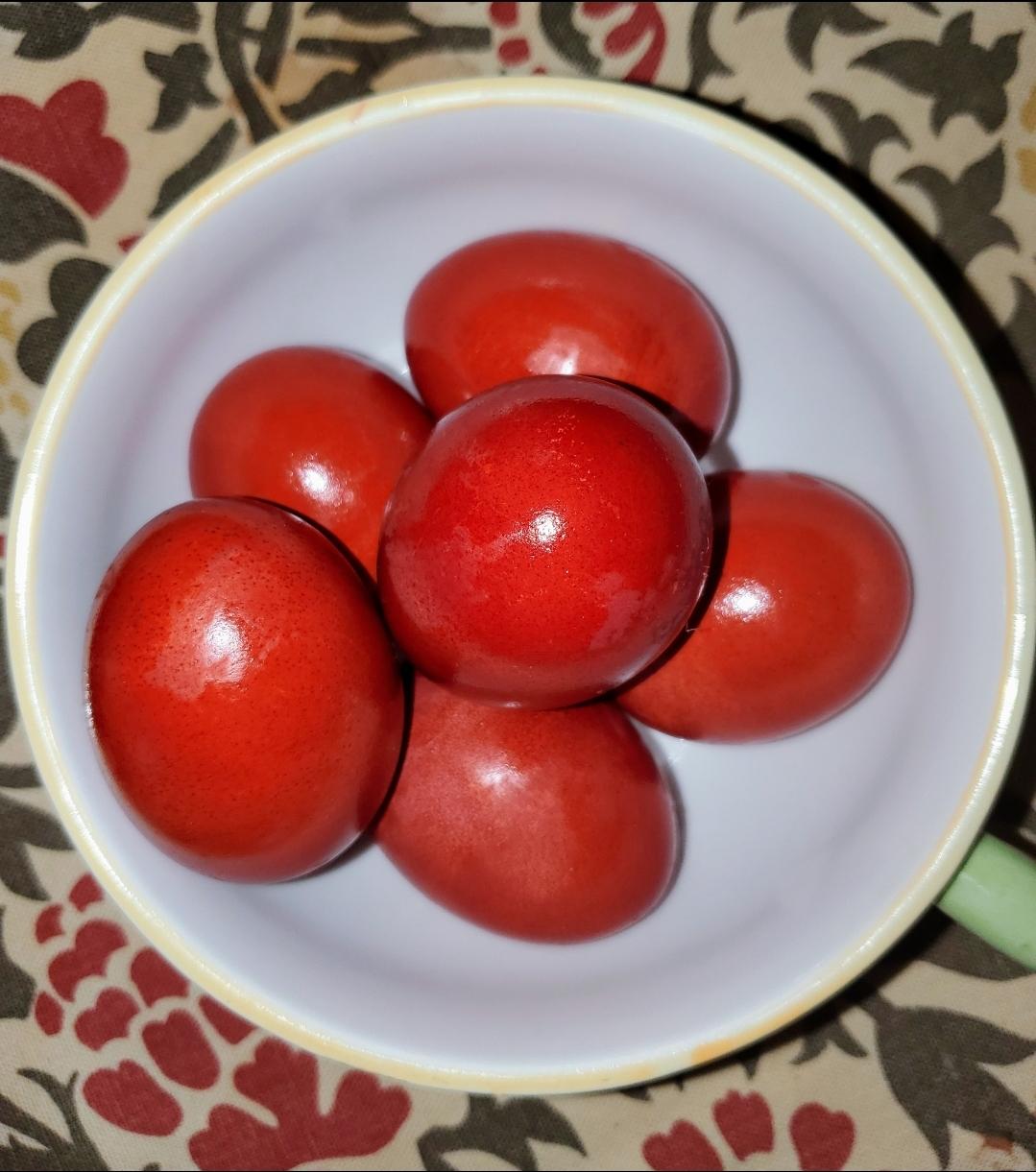 Greek Easter Eggs Elena
