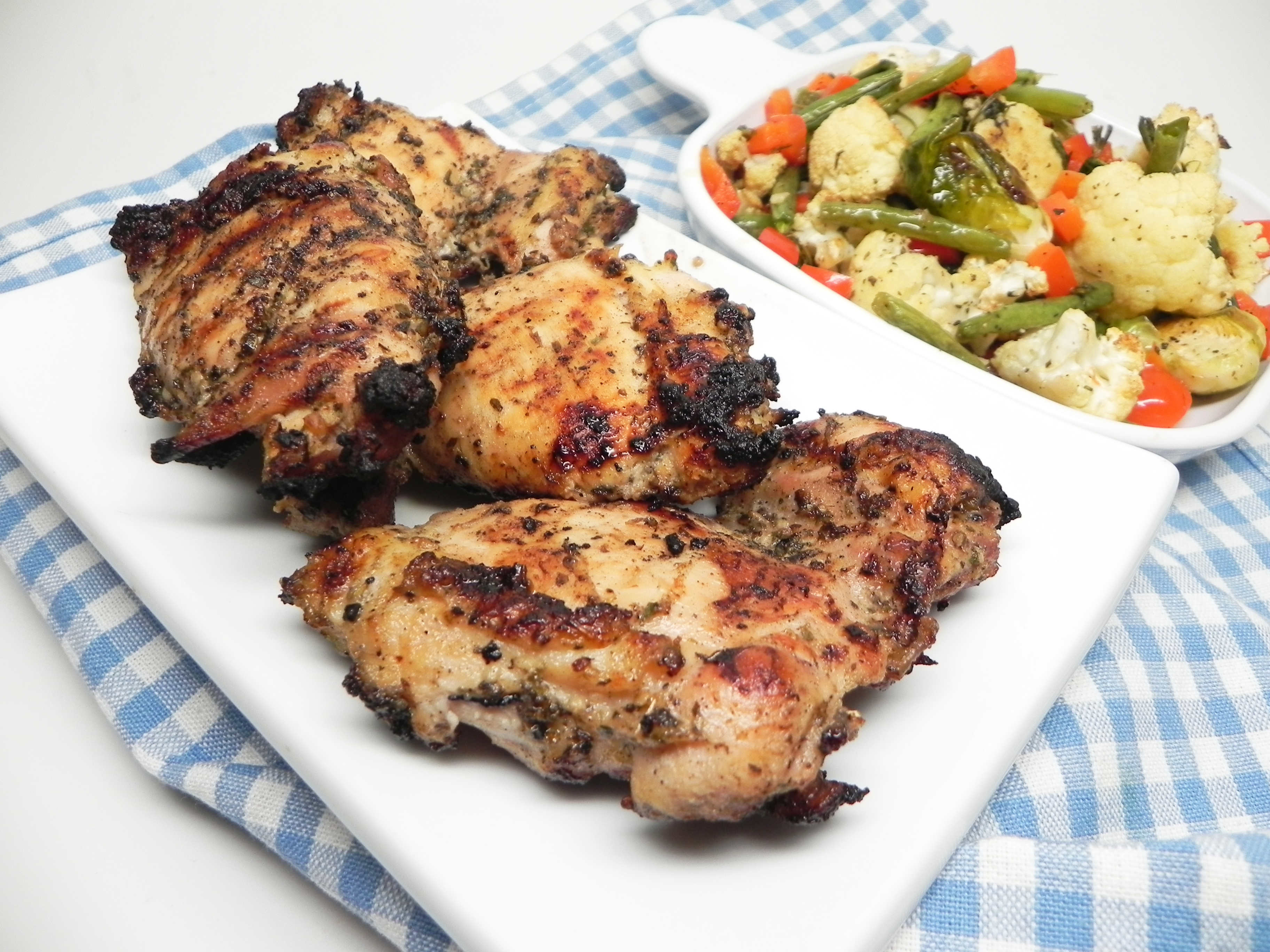 Mediterranean Meat Marinade