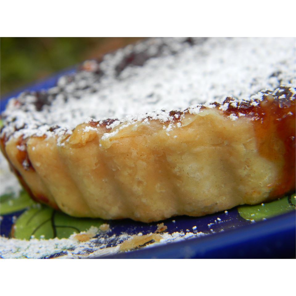 Alan's Pie Crust Baking Nana