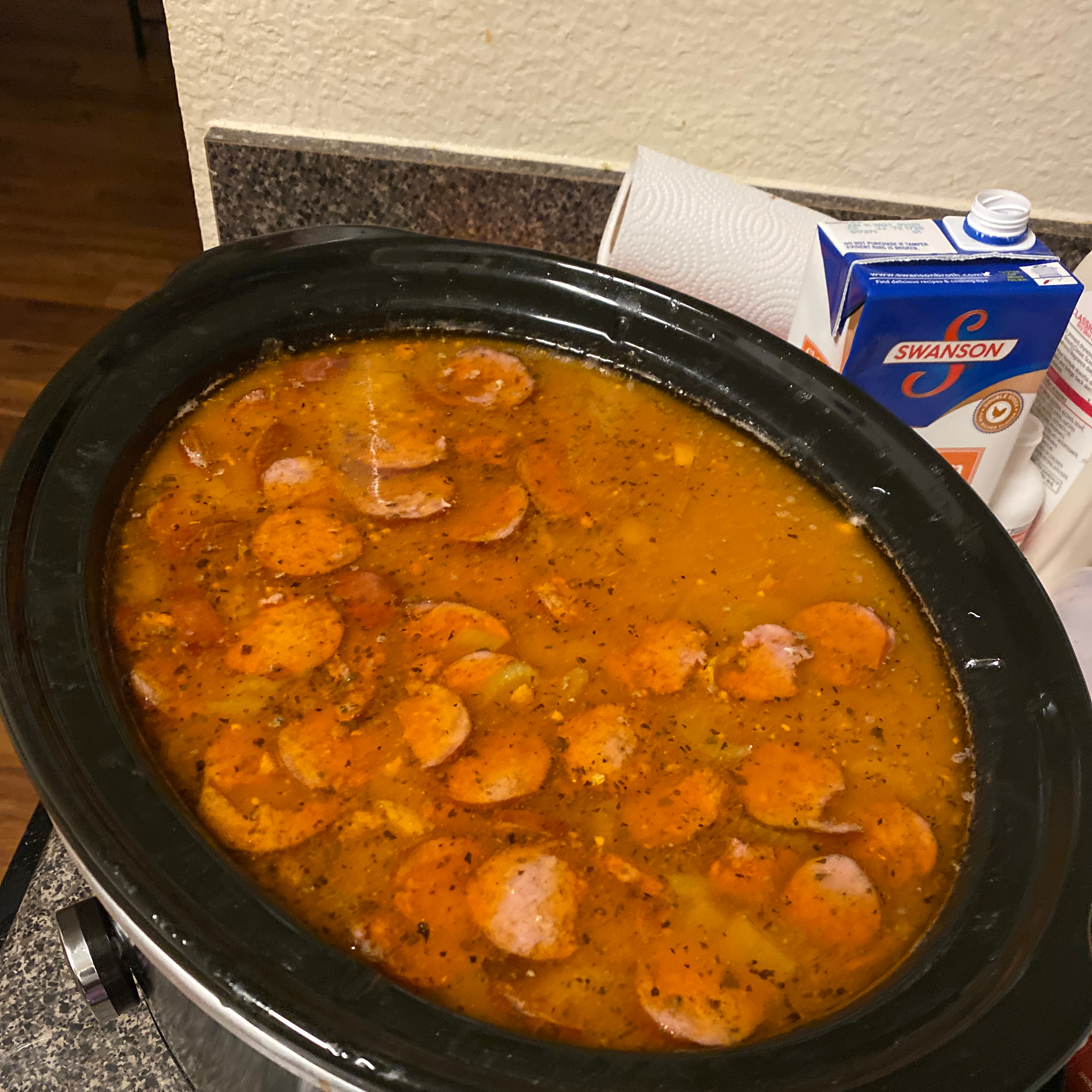 Cajun Chicken and Sausage Gumbo Neal Reese