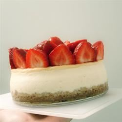 Two Step Creamy Cheesecake Sophia Candrasa