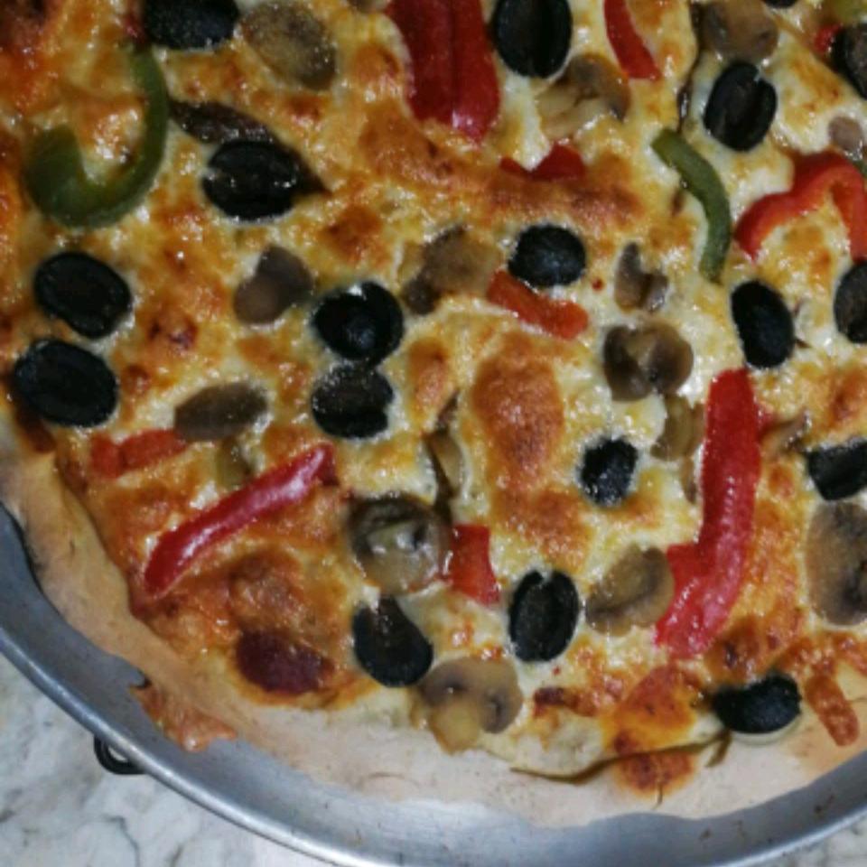 Pizza Oven Dough Sugerbud