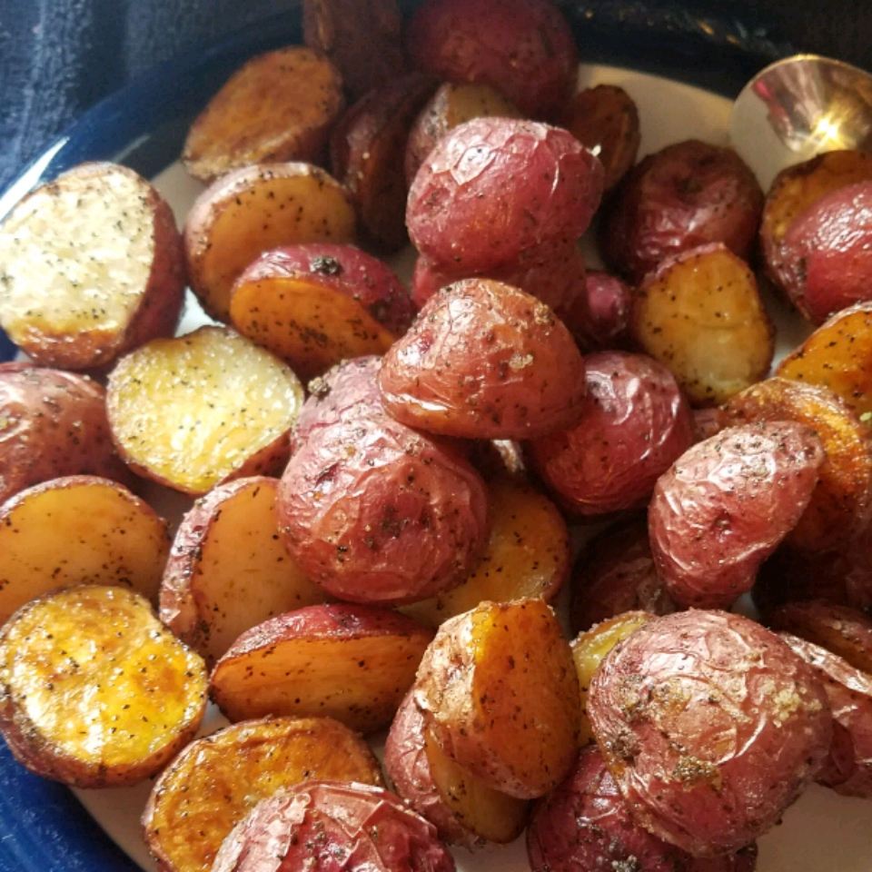 Roasted New Red Potatoes