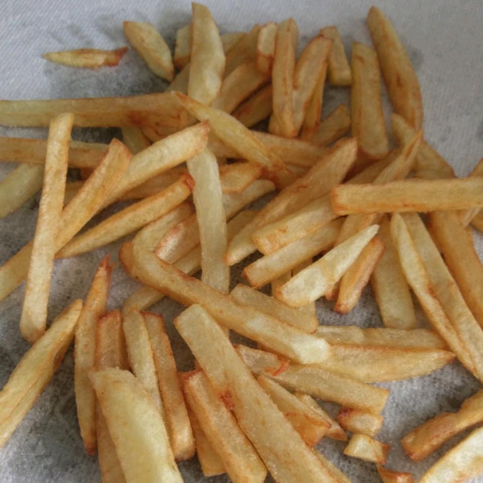 Chef John's French Fries