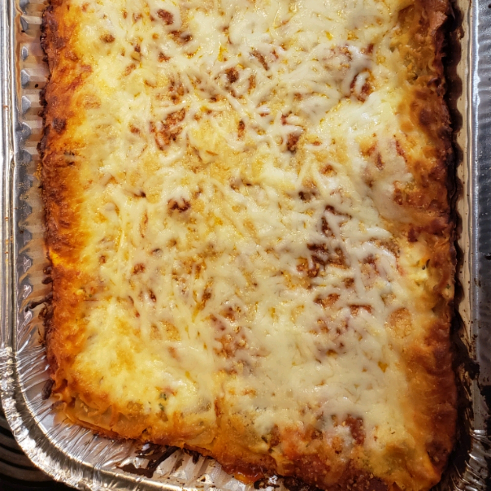 Kim's Lasagna Lisa