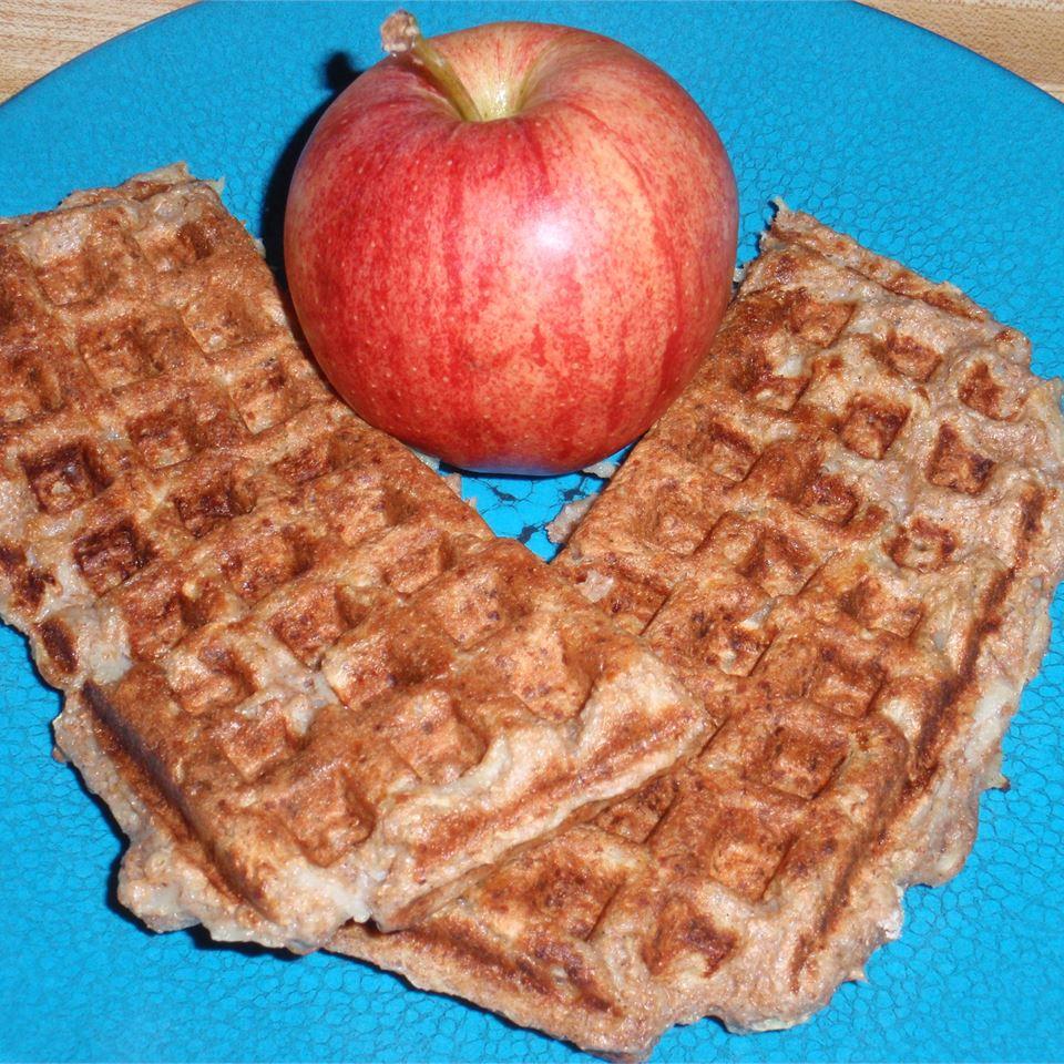 Apple Pie Waffles DOE2