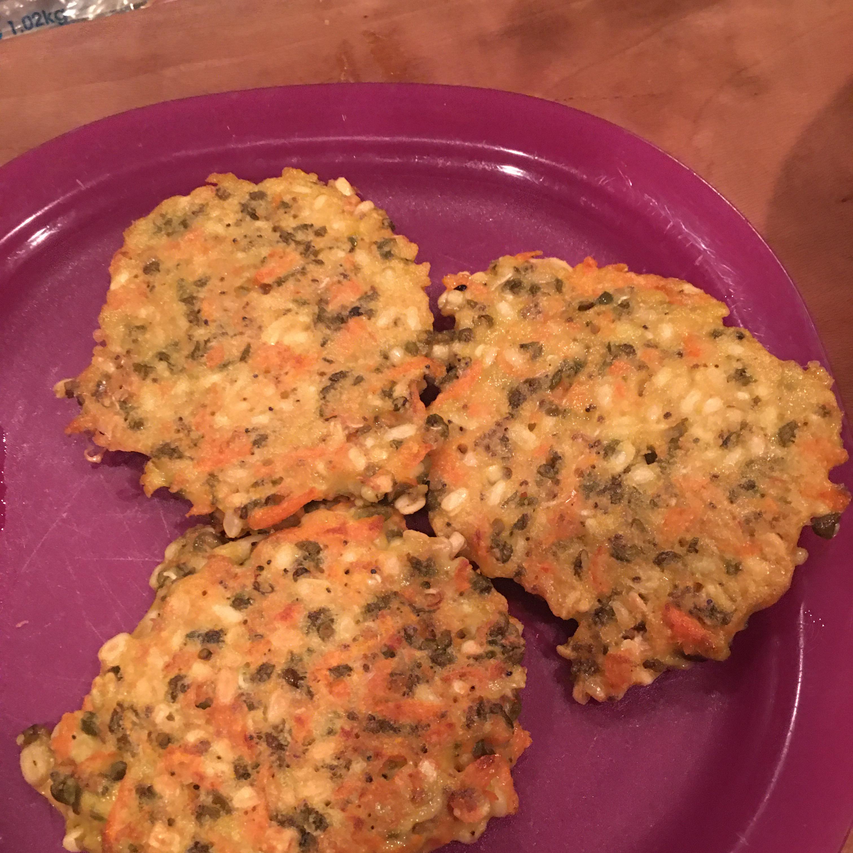 Gingery Mung Bean Sprouts Pancake korne137