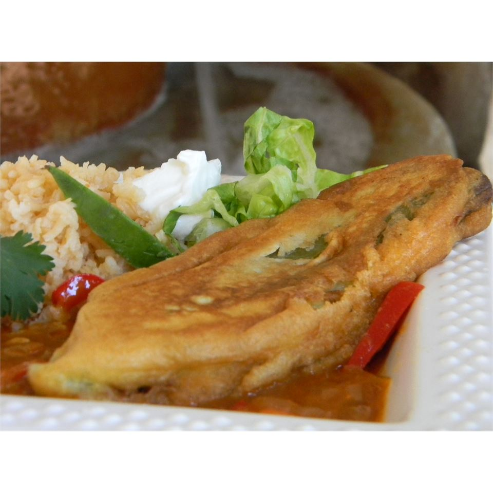 Authentic Mexican Chili Rellenos Baking Nana