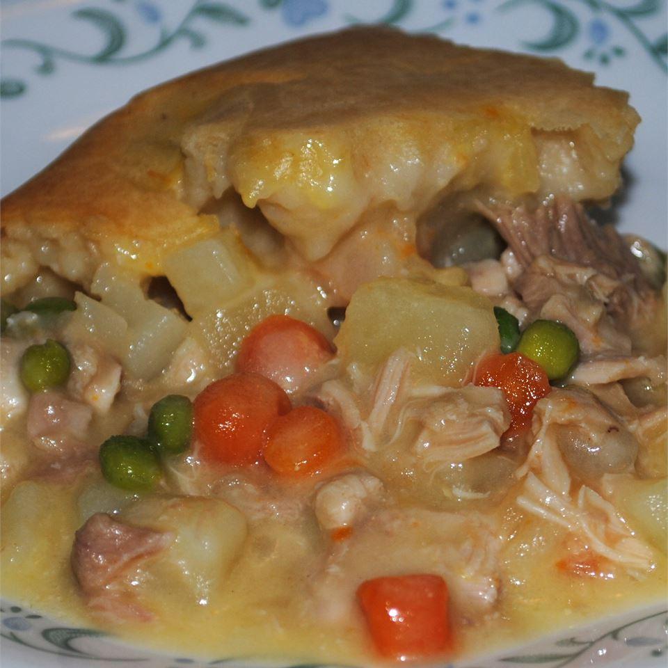 Angela's Amazing Chicken Pot Pie