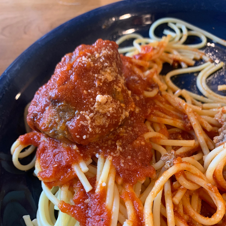 Italian Baked Meatballs Cinda Schipp