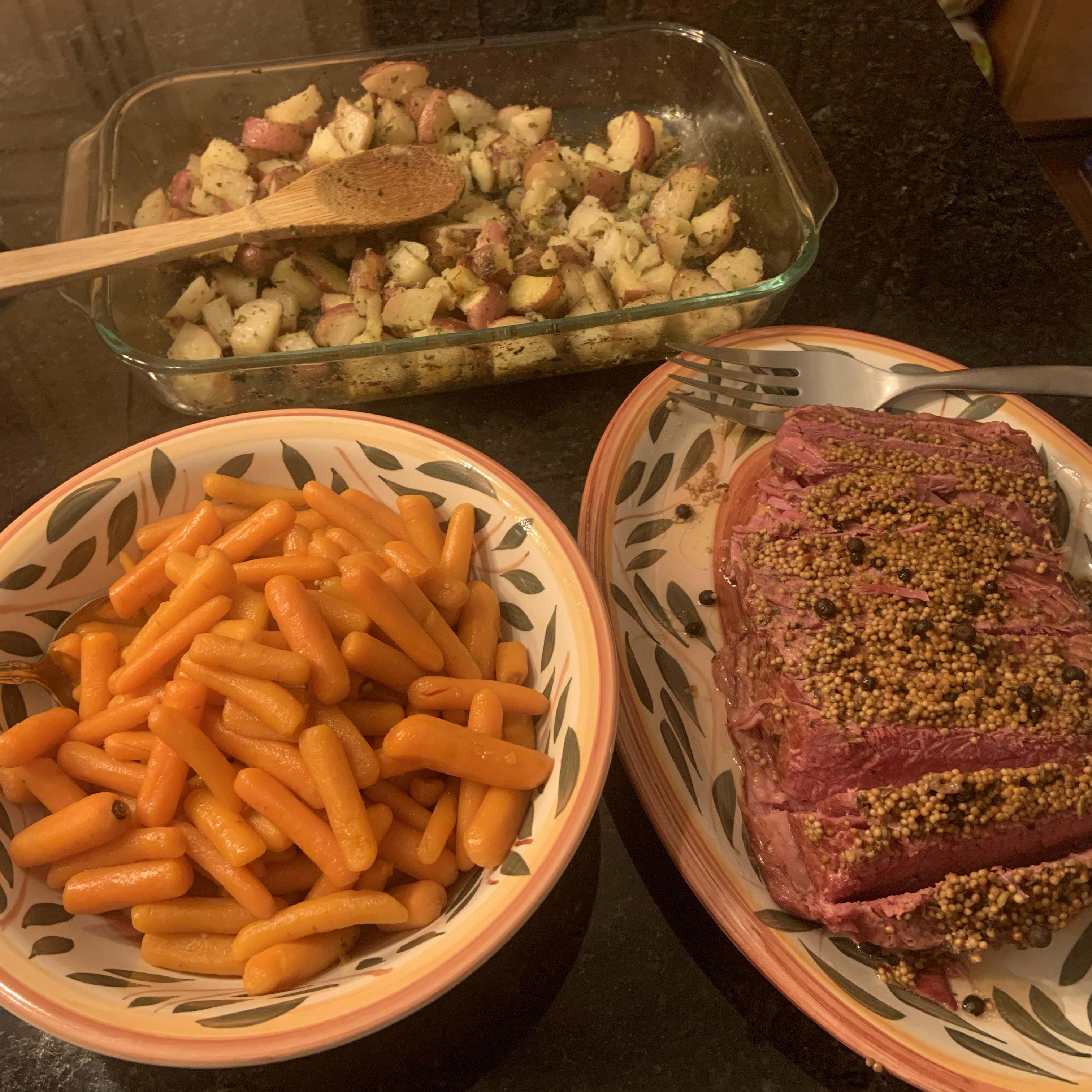 Instant Pot® Corned Beef Jennifer Price Partaka