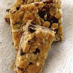 Cowboy Cookie Bars Robin Gloss