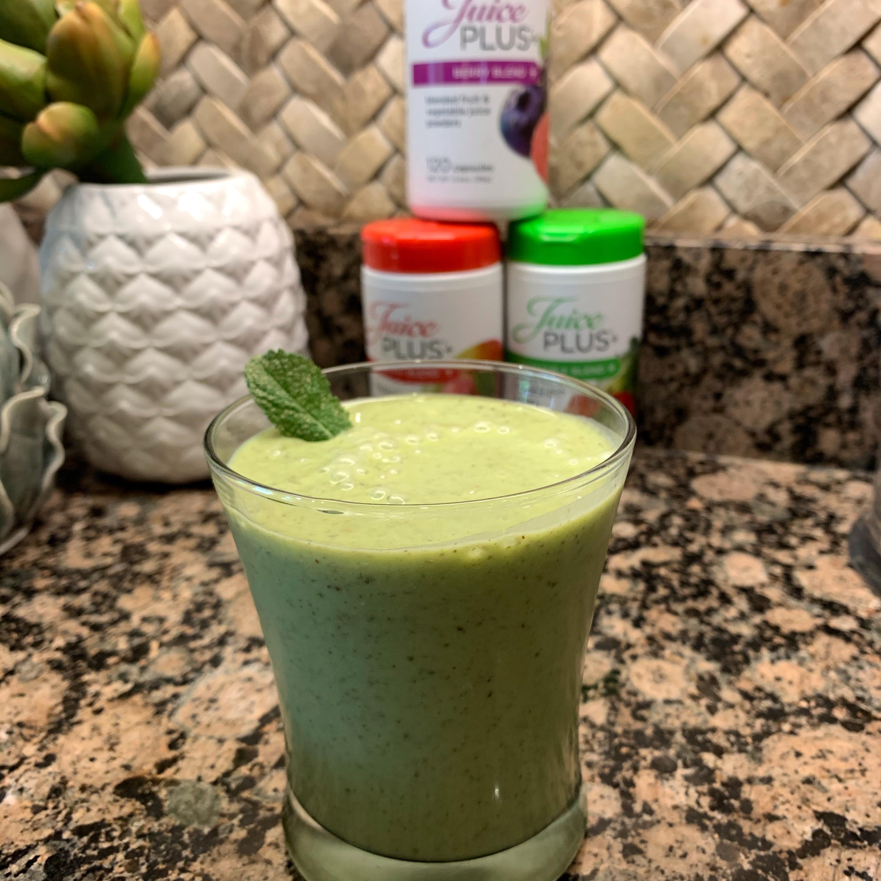 Green Protein Smoothie Stacey