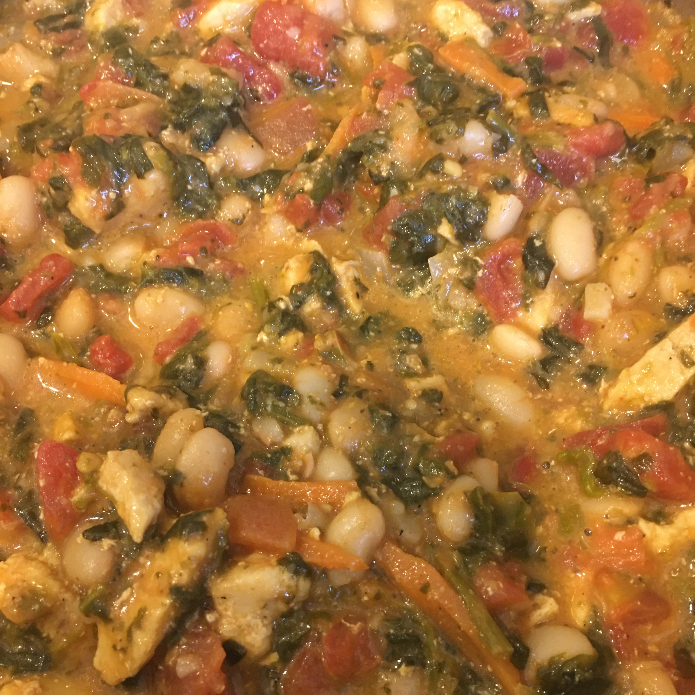 Super Filling Cannellini Bean and Escarole Dish picket10
