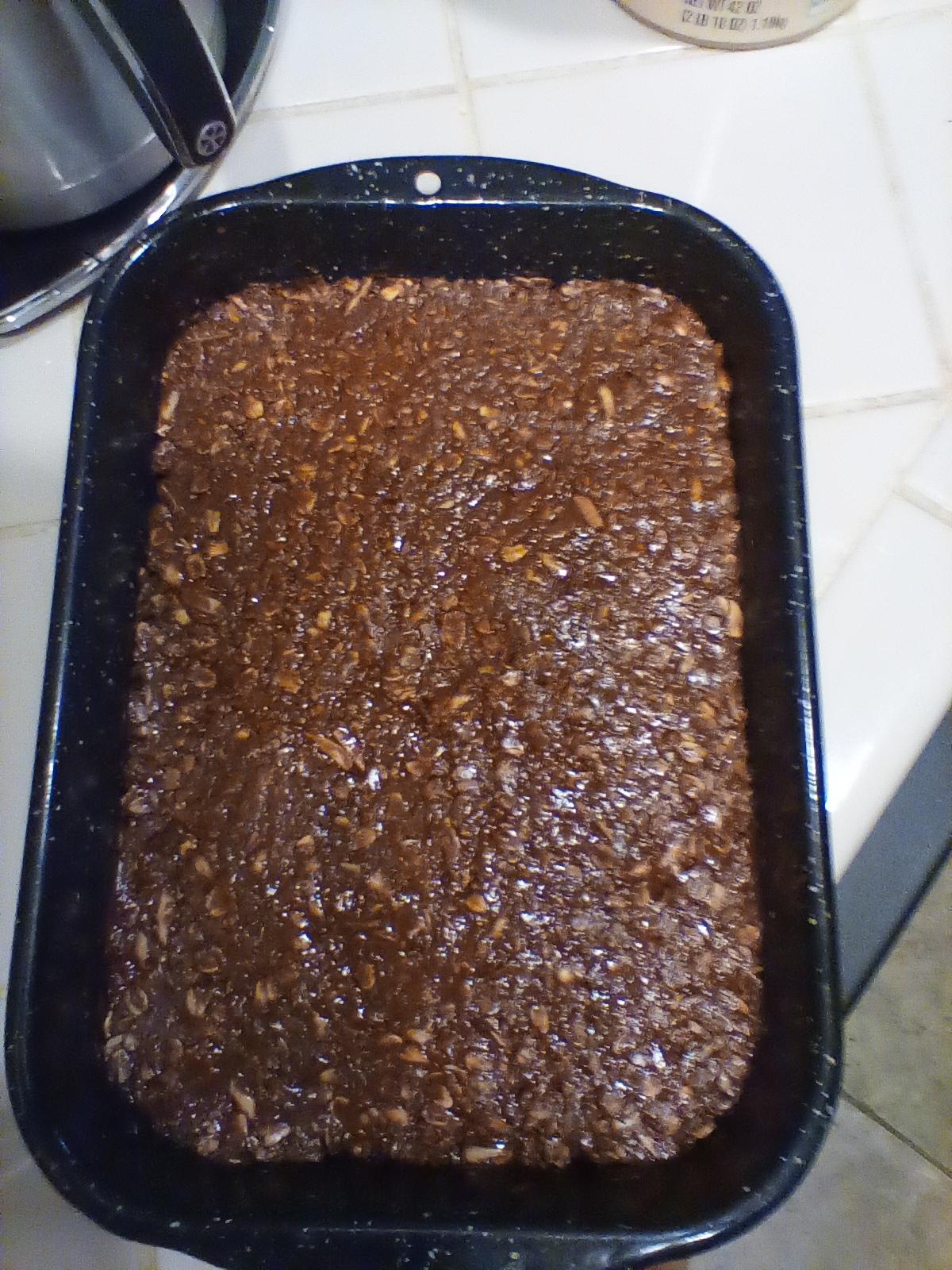 No-Bake Choco Bar Lisa C