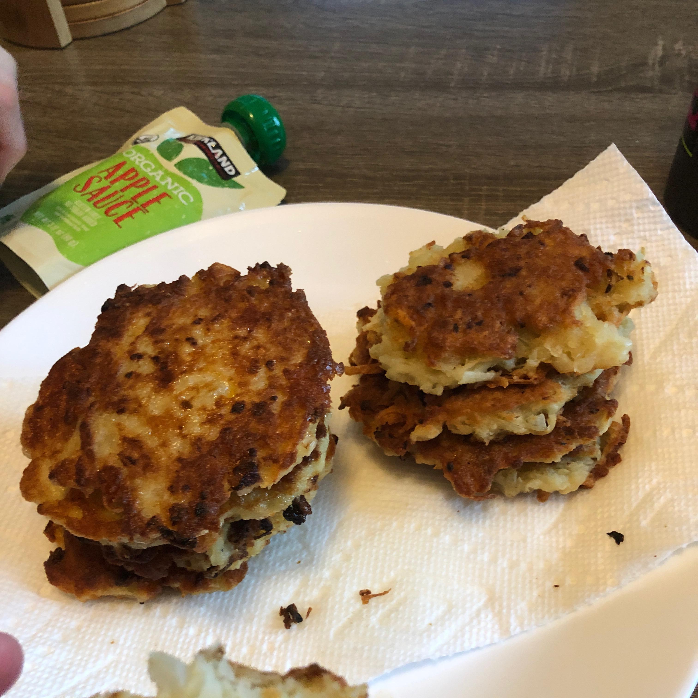 Chef John's Classic Potato Pancakes Gabe Mayer