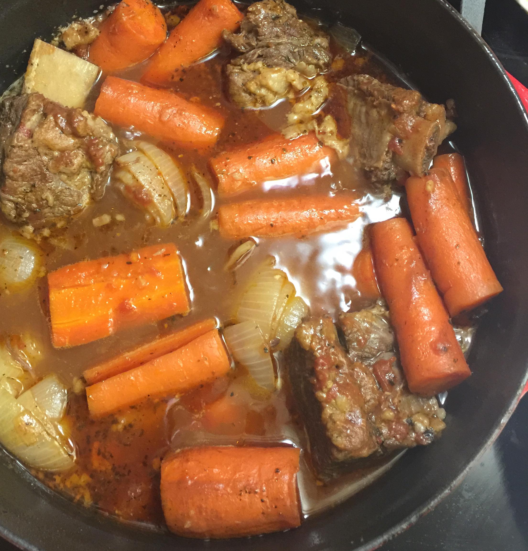 Braised Beef Short Ribs Ramona B