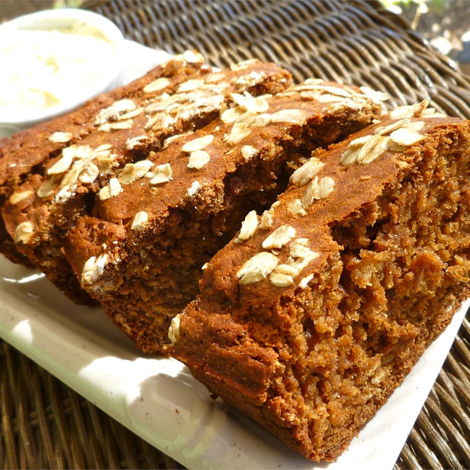 Dark stout beer gives this quick bread fantastic malty, caramel-y notes and a tender crumb. It's the kind of hearty loaf you'll want to slice thick, slather with butter, and devour.