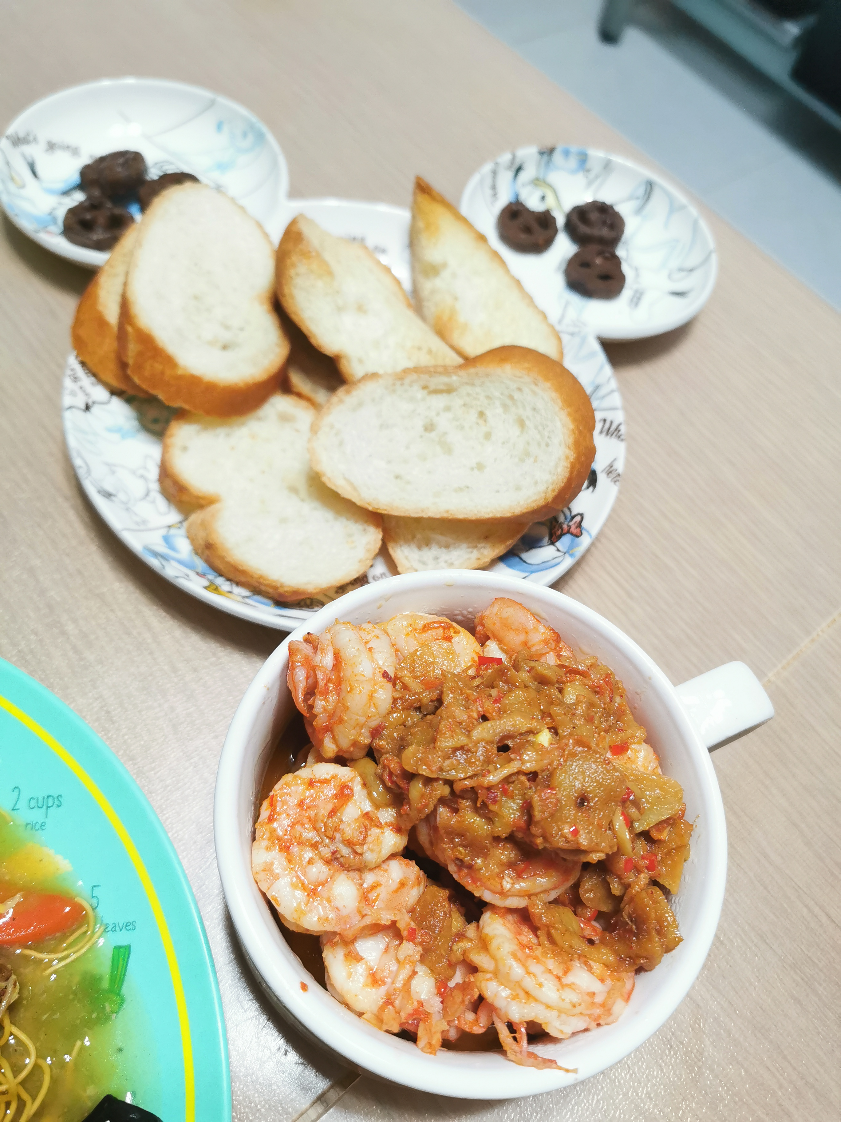 Spanish Garlic Shrimp (Gambas al Ajillo) Alicia Lau