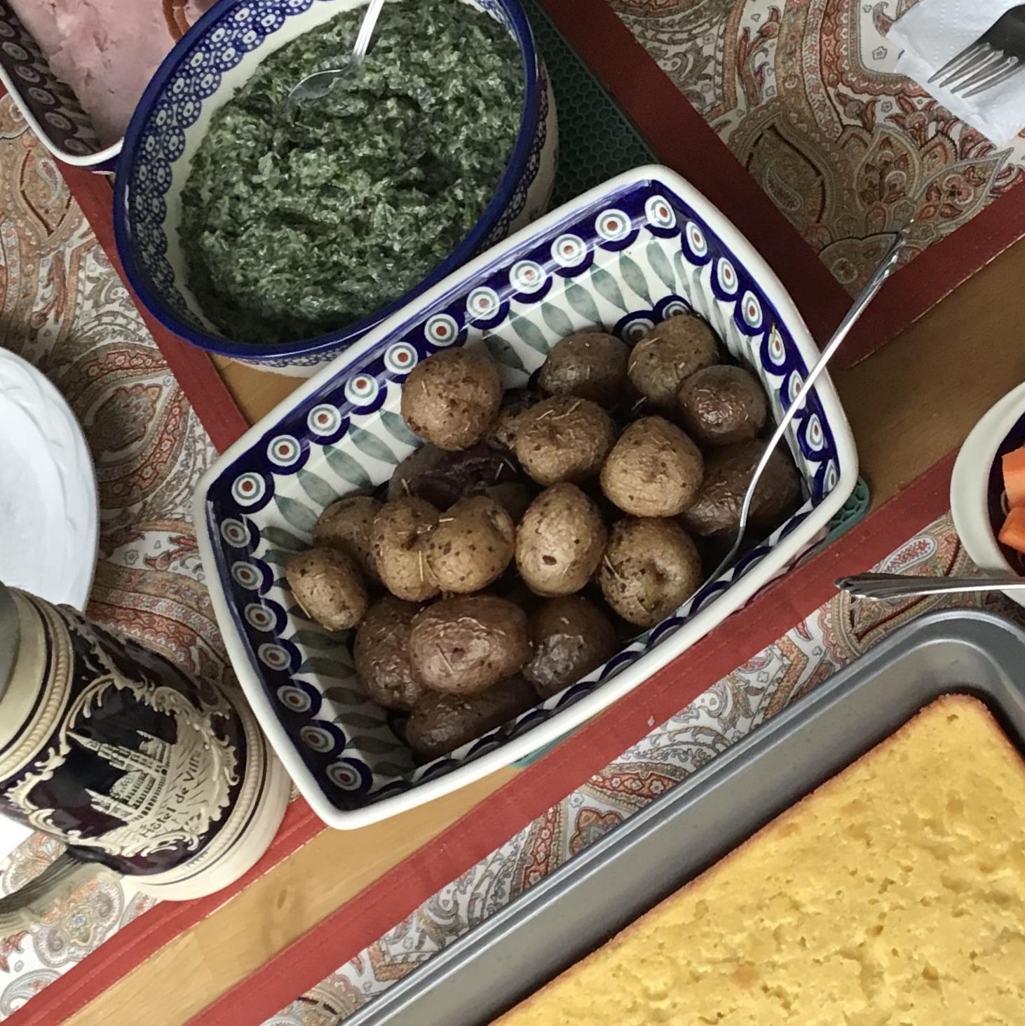 Pan-Roasted Marble Potatoes jag1165