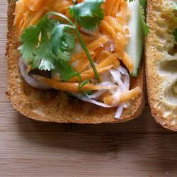Banh-Mi Style Vietnamese Baguette Always The Hostess
