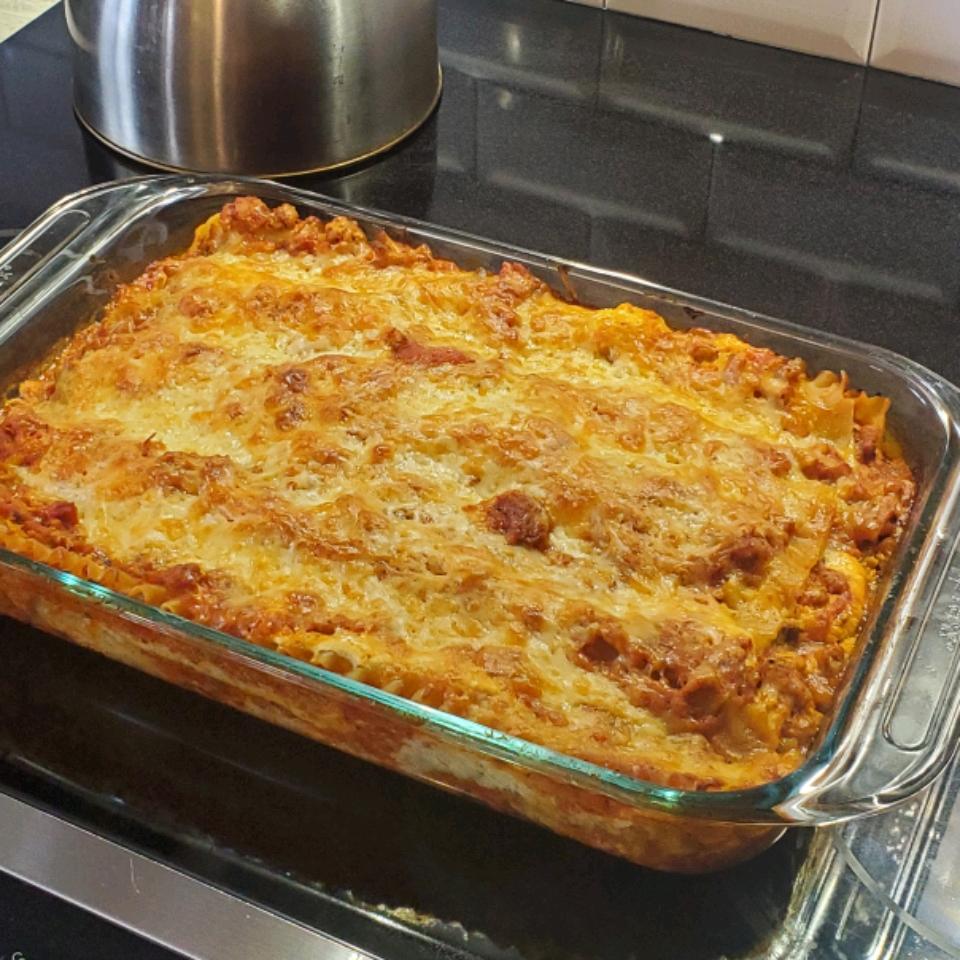 Kim's Lasagna