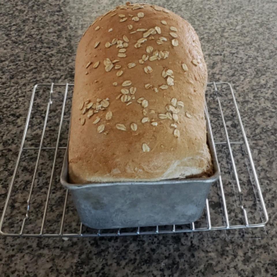 Oat Whole Wheat Bread Beki Vaupel Begalka