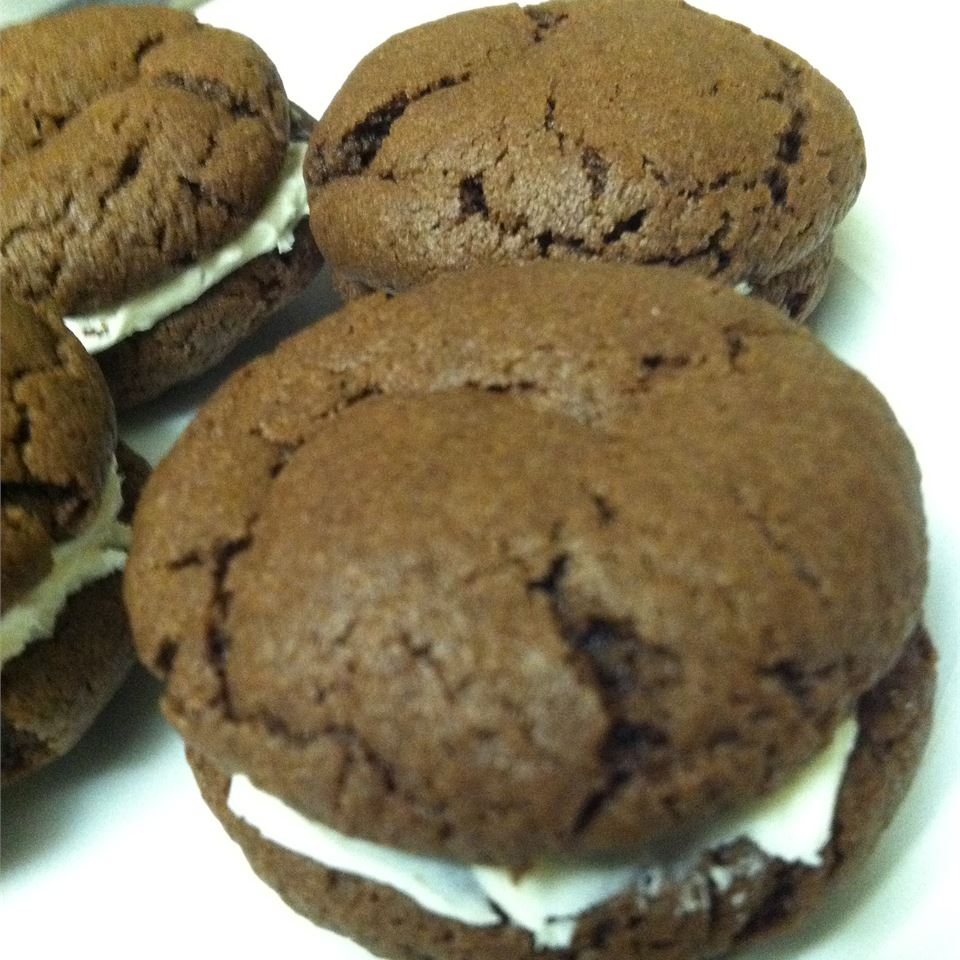 Homemade Chocolate Sandwich Cookies Shmerika10