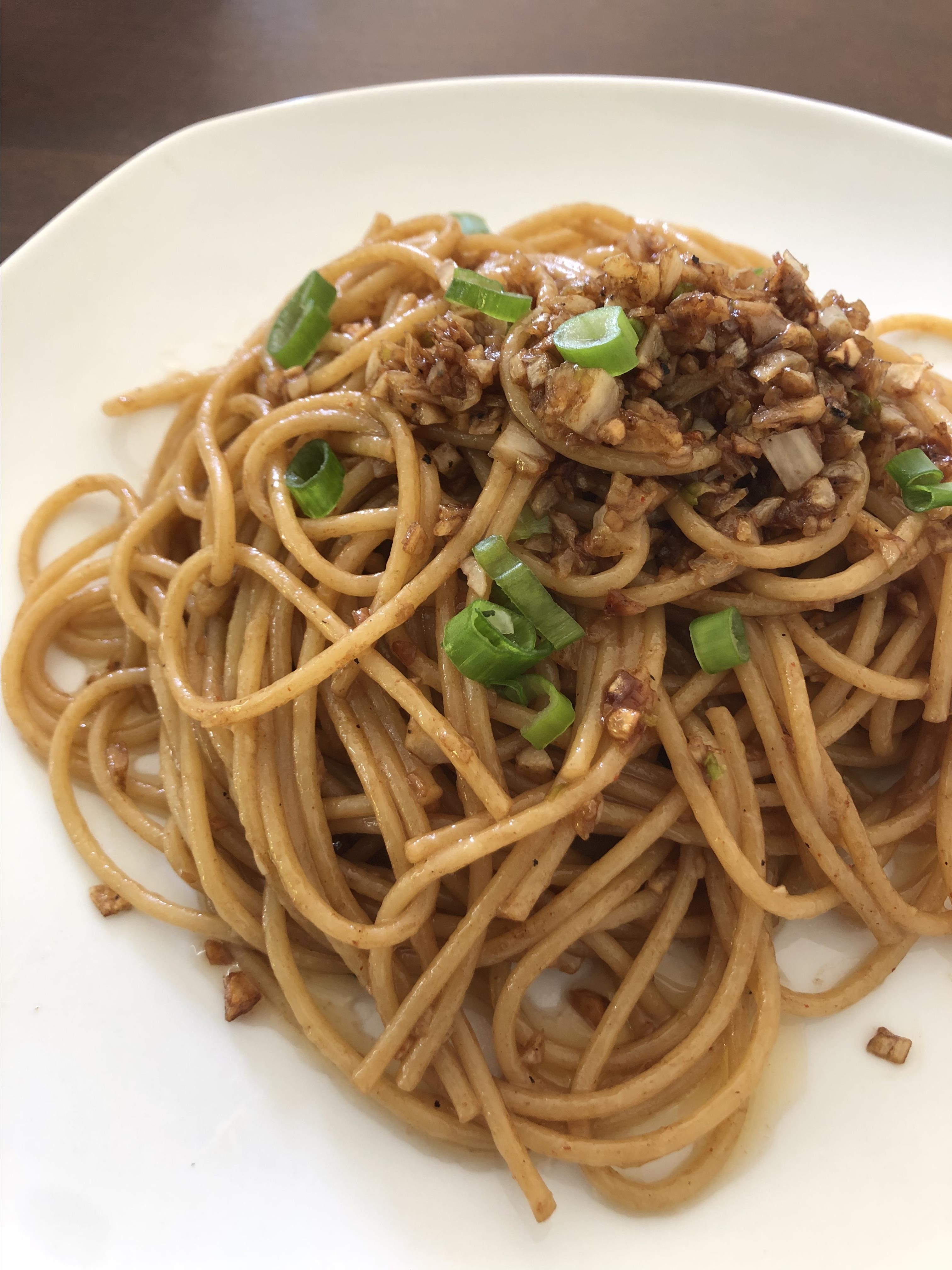 Garlic Noodles Kim Le