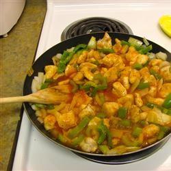 Easy Sweet and Sour Chicken brianboru