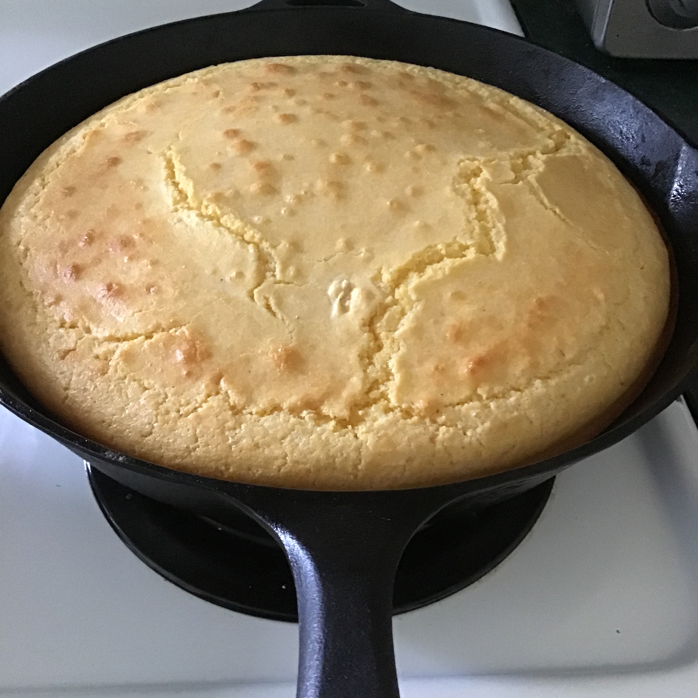 Old-Fashioned Johnny Cake