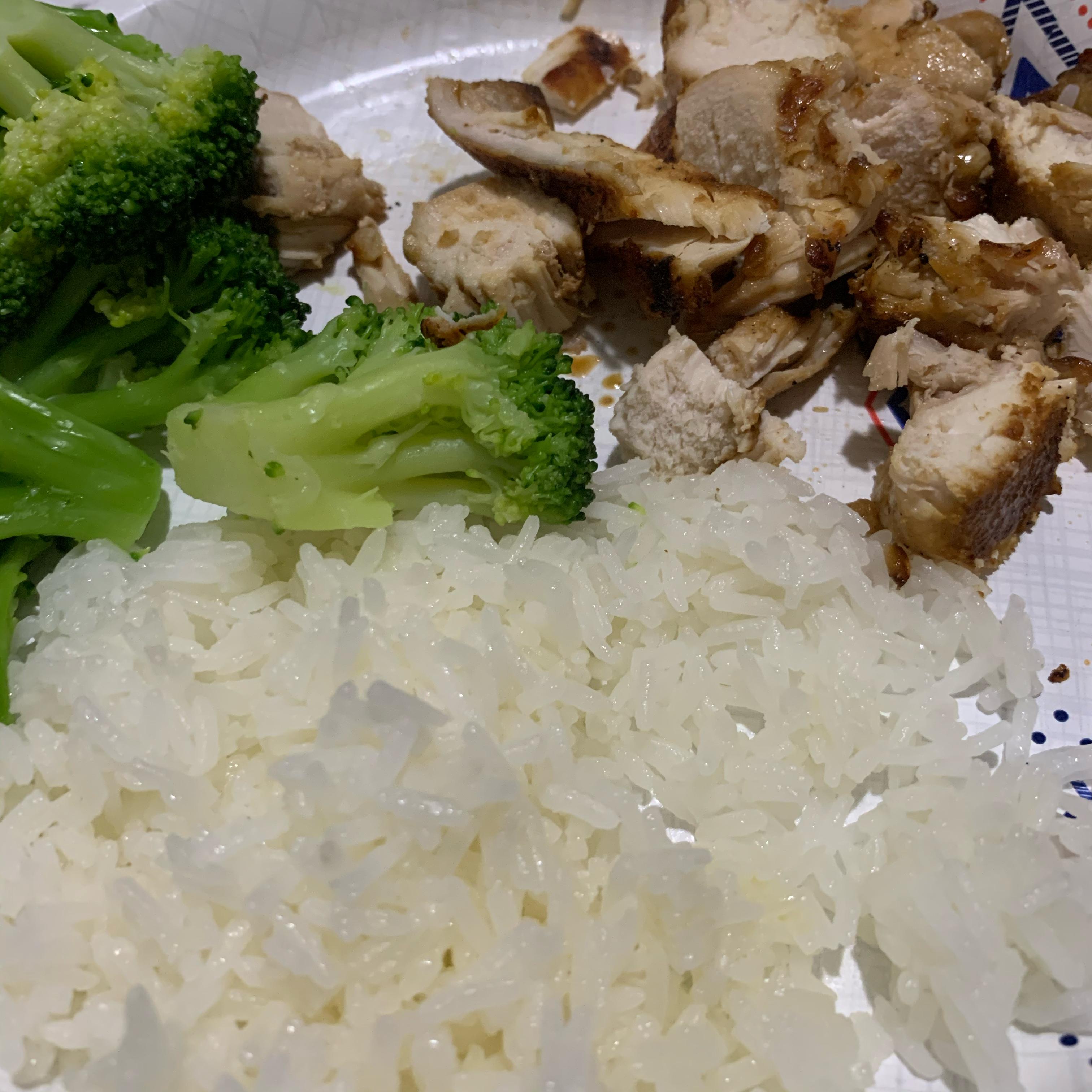Soy and Garlic Marinated Chicken Mrs. Sarah Stern