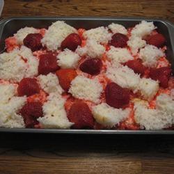 Strawberry Salad Dessert SMEEAVON