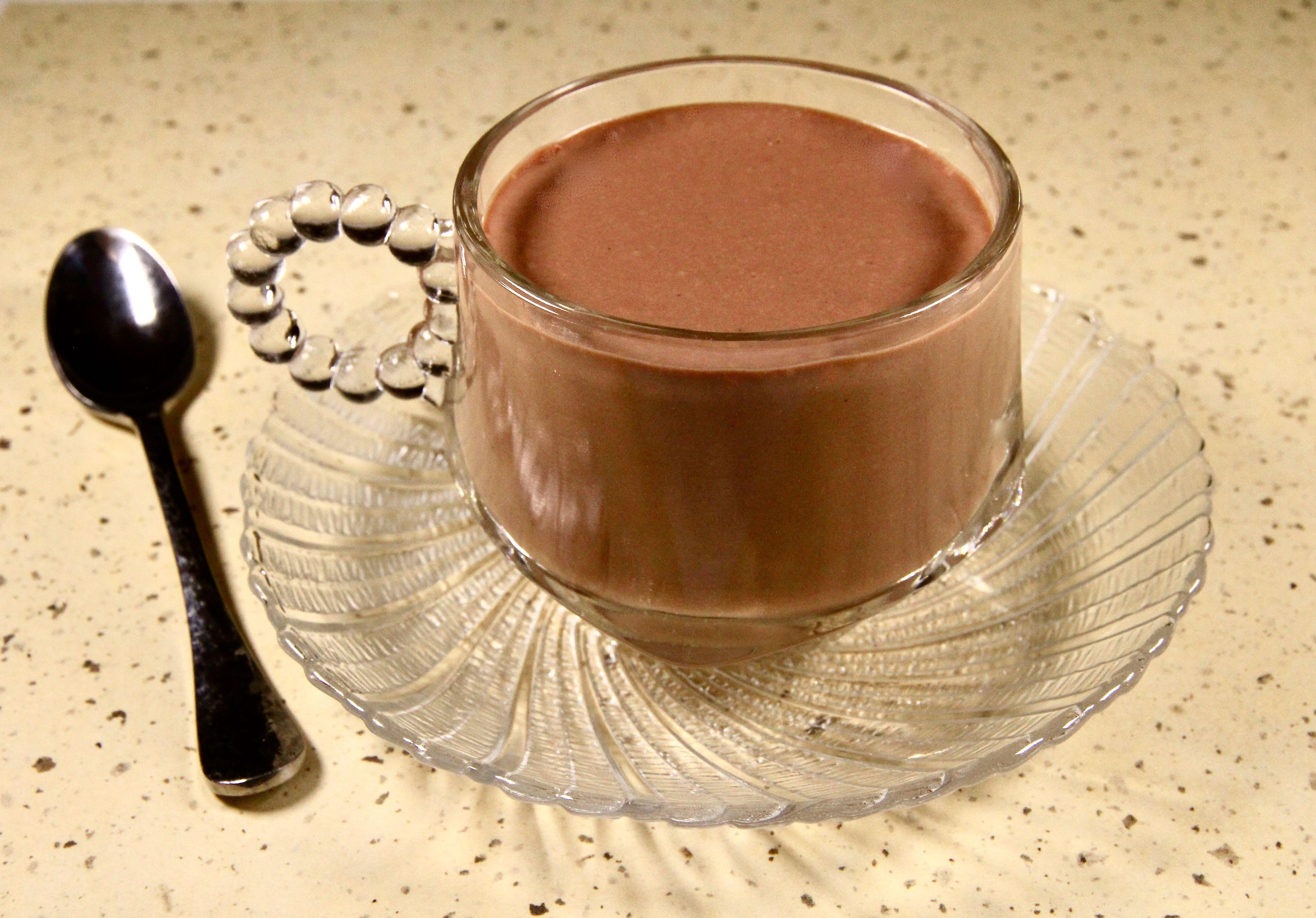 Chocolate Ricotta Mousse