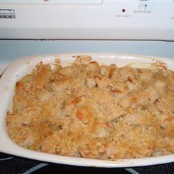 Creamy Shrimp Casserole Gloria Wirhowski
